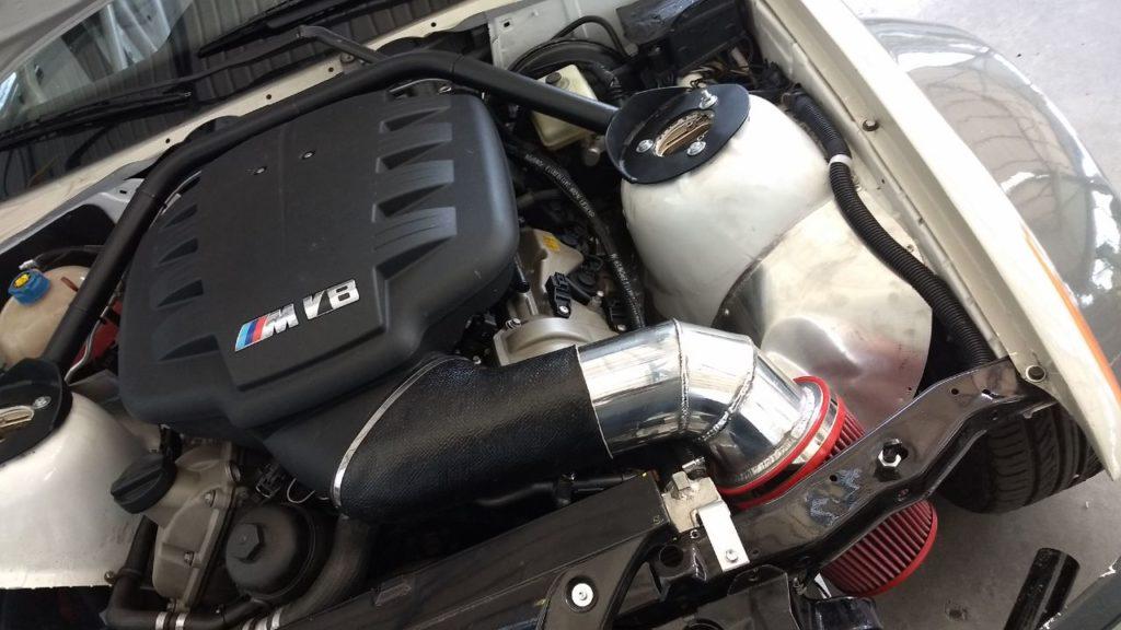 Riparazione motori per racing e supercar