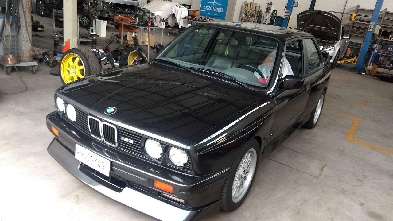 Carrozzeria Fontane BMW